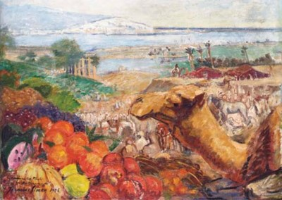 JACQUES SIMON (PARIS 1875-1965