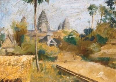 LOUIS DUMOULIN (1860-1924)