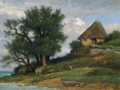 NICOLAS LOUIS CABAT (1812 - 18