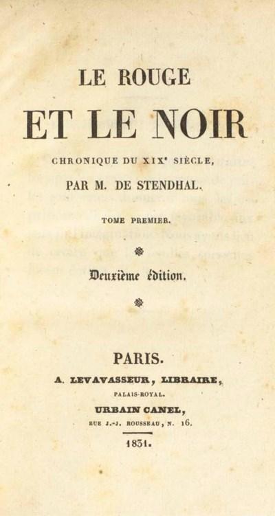 STENDHAL, Marie Henri Beyle di