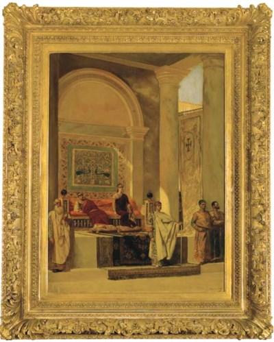 BENJAMIN CONSTANT (1845-1902)