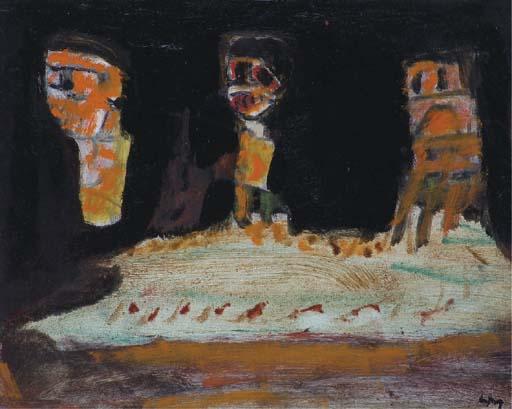 HENRI MICHAUX (1899-1984)