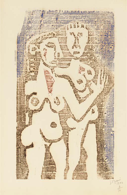 Paul ELUARD -- Serge REZNAVI