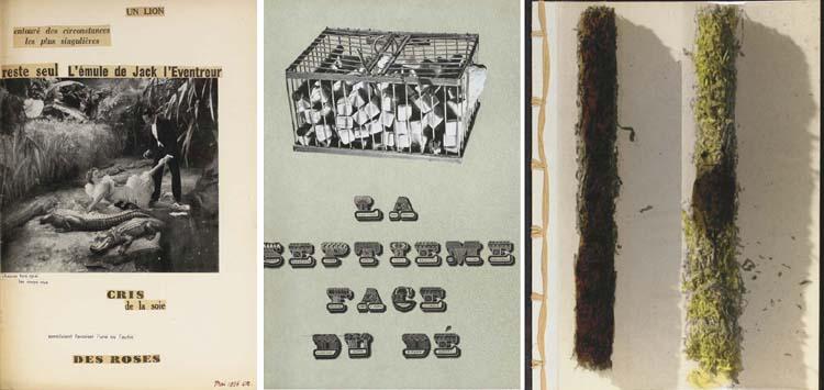 Georges HUGNET -- Marcel DUCHA
