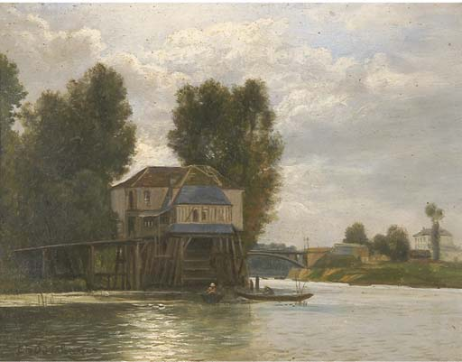 Charles Deshayes (Toulon 1831-