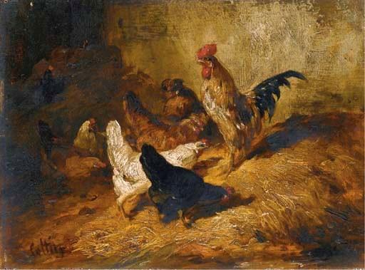 EUGENE COTTIN (STRASBOURG 1840