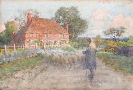 Alfred-Edward Emslie (Londres