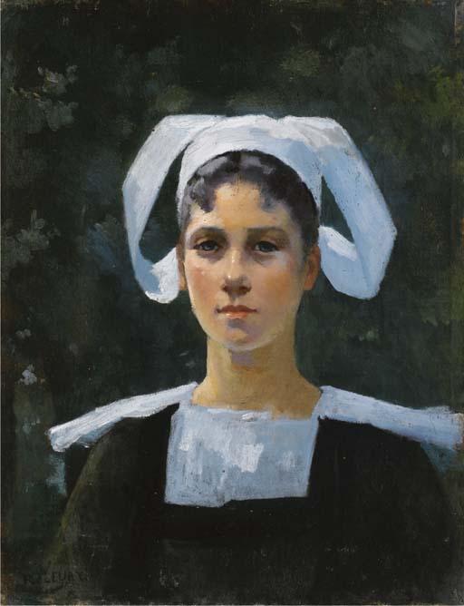 Fanny Fleury (Paris 1848-?)