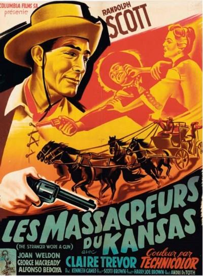 LES MASSACREURS DU KANSAS, 195