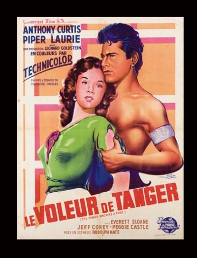 LE VOLEUR DE TANGER, 1951