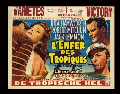 L'ENFER DES TROPIQUES, 1957