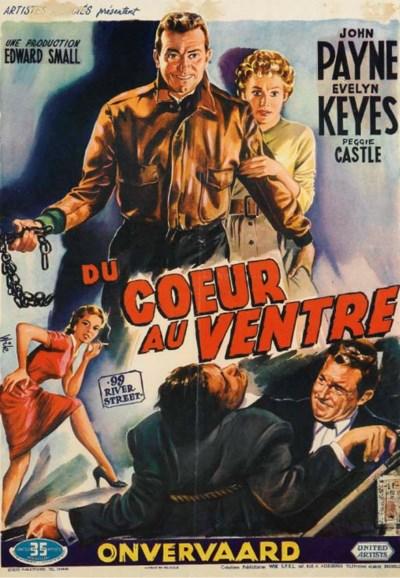 DU COEUR AU VENTRE, 1953