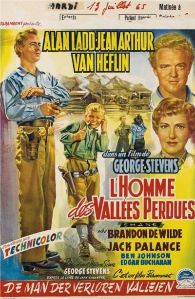 L'HOMME DES VALLEES PERDUES, 1