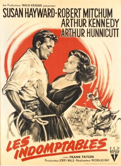 LES INDOMPTABLES, 1952
