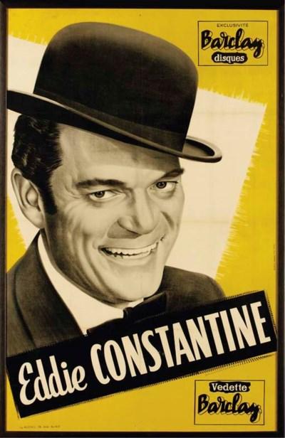 EDDIE CONSTANTINE,