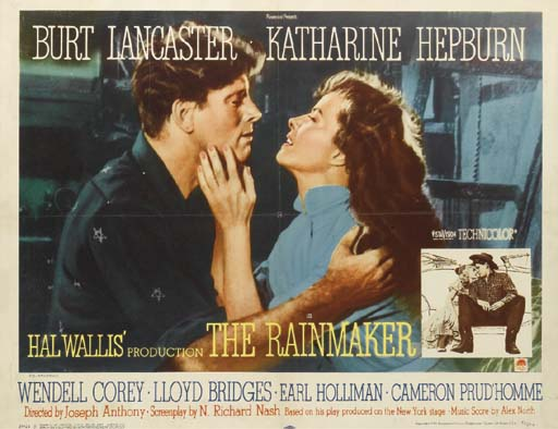 THE RAINMAKER, 1956