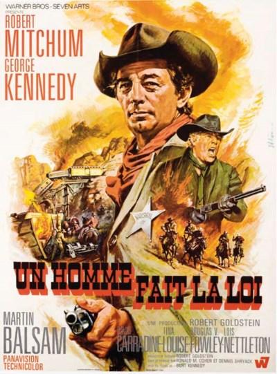 UN HOMME FAIT LA LOI, 1969