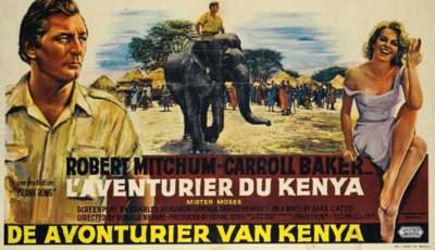 L'AVENTURE DU KENYA, 1965