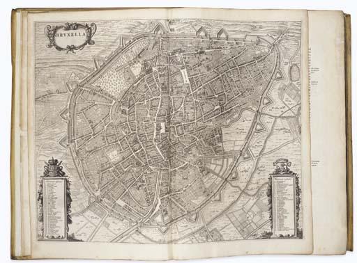 BLAEU, Joan (1596-1673). Novum