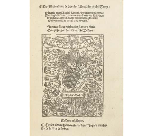 LEMAIRE DE BELGES, Jehan (1473