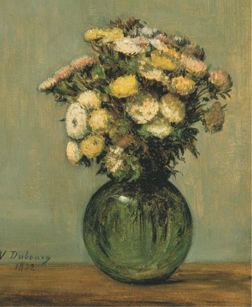 VICTORIA DUBOURG (1840-1926)