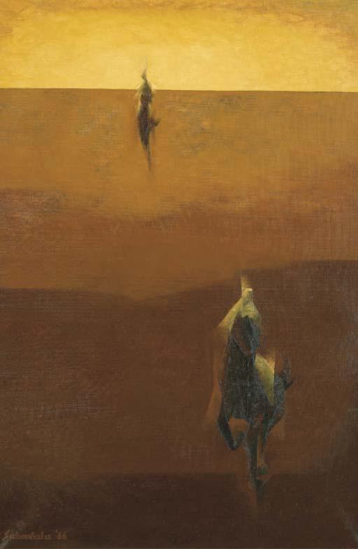 JEHANGIR SABAVALA (NE EN 1922)