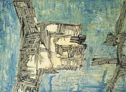 Mario Nigro (1917-1992)