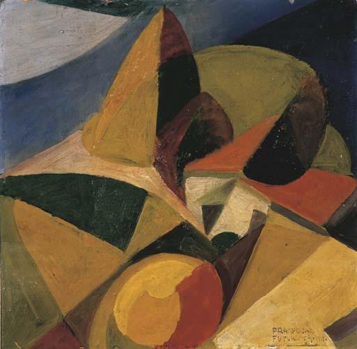 Enrico Prampolini (1896-1956)