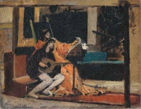 Tranquillo Cremona (Italia 1837-1878)