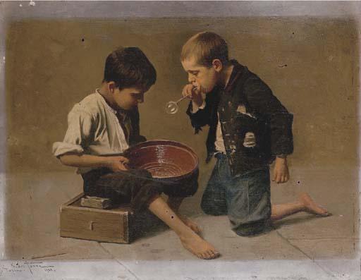 Giulio del Torre (Italia 1856-
