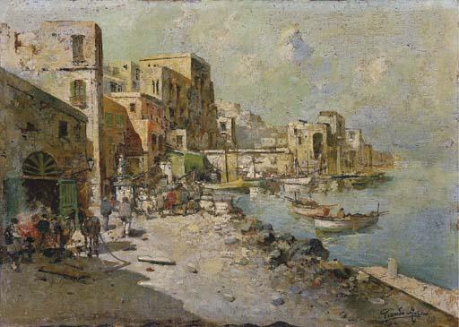 Felice Giordano (Italia 1880-1