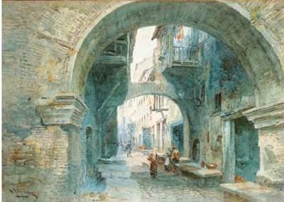 Alfred Leyman (Inghilterra 185