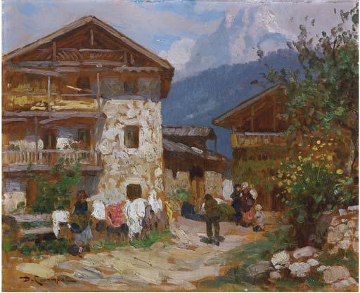 Dulio Korompay (1876-1952)