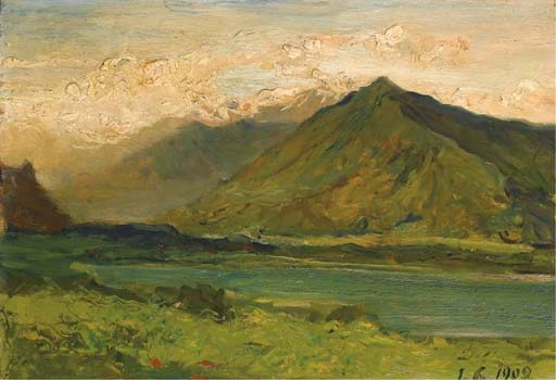 Lorenzo Delleani (Italia 1840-