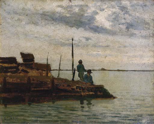 Guglielmo Ciardi (Italia 1842-