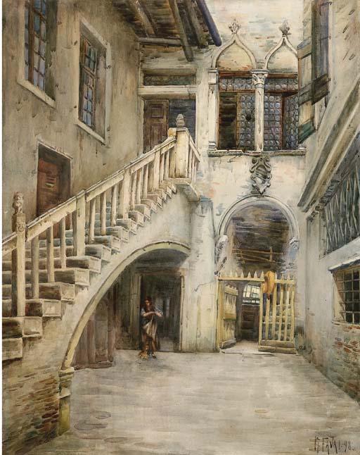 Gennaro Favai (Italia 1879-195
