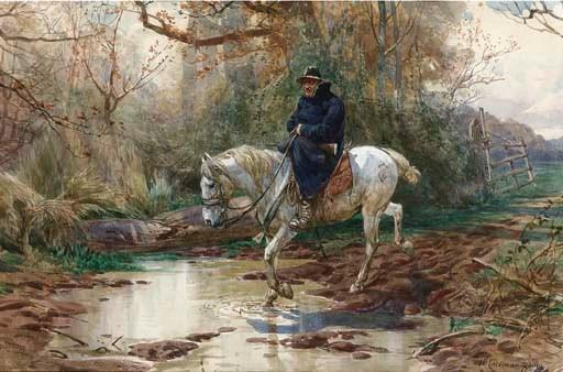 Enrico Coleman (Italia 1846-19