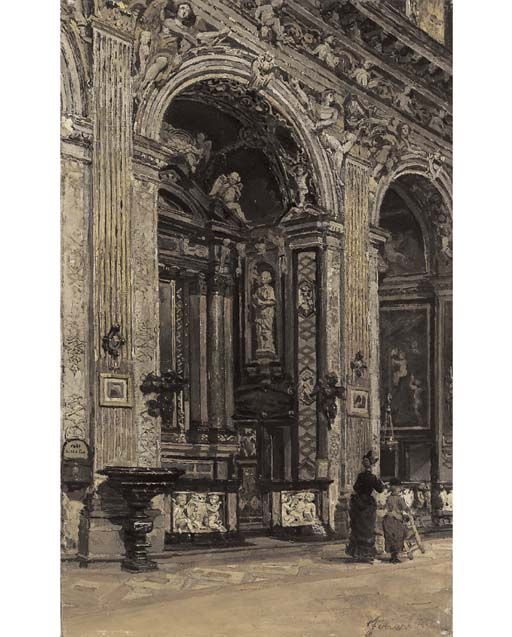 Arturo Ferrari (Italia 1861-19
