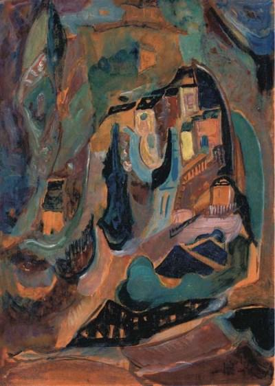 Mordechai Levanon (1901-1968)