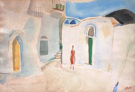 Nachum Gutman (1898-1980)