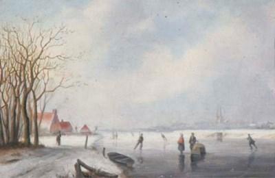 Hubertus van Hove (Dutch, 1814
