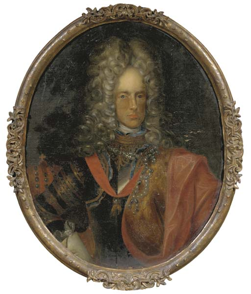 Follower of Louis Silvestre II