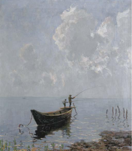 Otto Gampert (Swiss, 1842-1924)