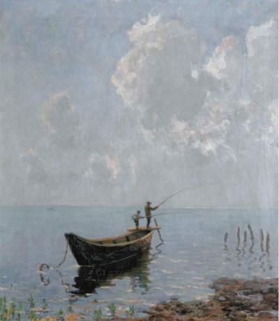 Otto Gampert (Swiss, 1842-1924