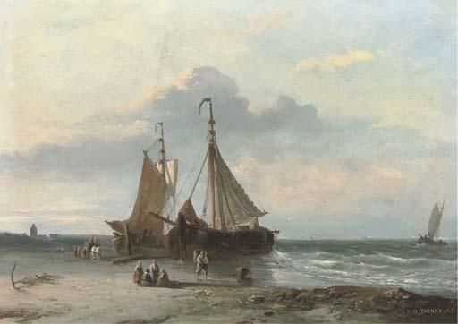 Desire Donny (Belgian, 1798-18