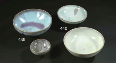 A Junyao pottery bowl