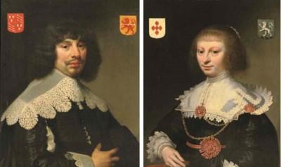 (2) Jan Anthonisz. van Raveste