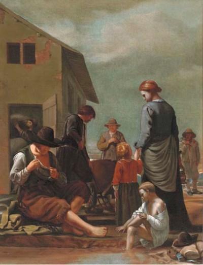 Studio of Michiel Sweerts (Bru