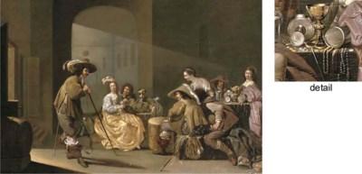 Jacob Duck (Utrecht c. 1600-16