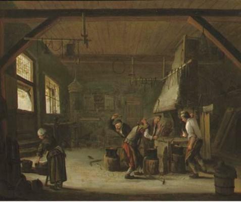 Follower of Cornelis Pietersz.